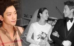 Không chỉ về nhà đúng giờ, Bi Rain thường xuyên vào bếp nấu ăn cho vợ bầu Kim Tae Hee