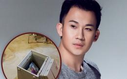 Kẻ gian đột nhập nhà của Dương Triệu Vũ ở Mỹ, phá két lấy hết tiền mặt