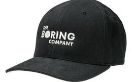 Trong vòng chưa đầy 24 giờ, Elon Musk đã giúp The Boring Company thu về hơn 80.000 USD nhờ... bán mũ