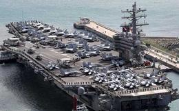 Tàu chiến Mỹ bất chấp cảnh báo, áp sát Triều Tiên