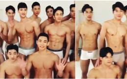 Dành cho các chị em mê trai đẹp: Đây là hậu trường cuộc thi Nam Vương Hàn Quốc, rất đẹp kể cả về mặt lẫn thân hình!