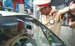 Sáng nay tài xế làm việc CSGT liên quan BOT Biên Hòa