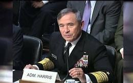 Đô đốc Harris: Washington đang mất dần kiên nhẫn với Trung Quốc về Biển Đông