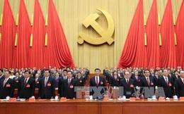 Đại hội XIX Đảng Cộng sản Trung Quốc: Công bố danh sách Ban Bí thư Trung ương