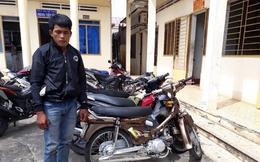 Bắt kẻ giật dây chuyền, đạp ngã 2 mẹ con ở Đồng Nai