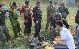 Cuộc đọ súng ác liệt giữa công an, quân đội và tội phạm ma tuý vùng biên