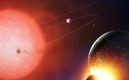 """Phát hiện ngôi sao chuyên """"ăn thịt"""" các hành tinh trong hệ mặt trời"""