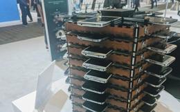 Samsung xây dựng dàn trâu cày Bitcoin từ 40 chiếc Galaxy S5 cũ