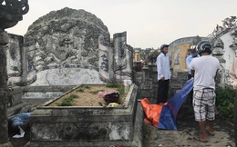 Huế: Đi chăn vịt, hoảng hồn bỏ chạy vì phát hiện xác chết phân hủy, bốc mùi trong nghĩa địa