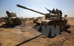 Giải phóng 33 khu vực, Iraq đánh thần tốc ở mặt trận Tây Anbar