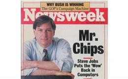 Cuốn tạp chí trị giá cả tỷ đồng chỉ nhờ chữ ký của Steve Jobs