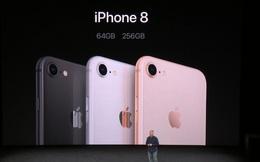 iPhone 8 sẽ trở thành mẫu điện thoại có vòng đời ngắn nhất của Apple?