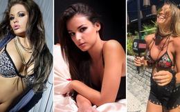 5 ái nữ đẹp như thiên thần của các sao bóng đá
