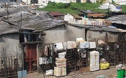 """Cảnh sống nhếch nhác ở những """"khu ổ chuột"""" giữa lòng Thủ đô"""