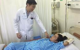 Người phụ nữ dập lách, vỡ thận chỉ vì cơn chóng mặt