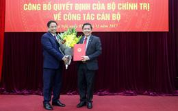 Bộ Chính trị công bố Quyết định về công tác cán bộ tại Bộ GTVT