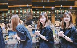 Đây là cô bạn du học sinh Việt với nụ cười má lúm đang được tìm khắp Facebook