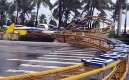 Số liệu về bão số 12 cần chính xác, tránh gây hoang mang