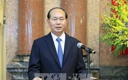 Chủ tịch nước Trần Đại Quang: Vun đắp tương lai chung trong một thế giới đang chuyển đổi