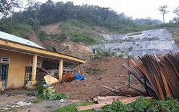 Sạt lở núi nghiêm trọng tại Quảng Nam, 8 người bị vùi lấp
