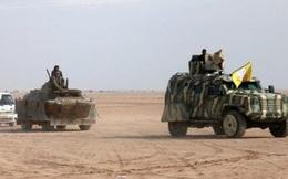 IS sụp đổ dây chuyền, người Kurd chiếm hàng loạt mỏ dầu ở Deir Ezzor