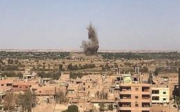 Quân đội Syria phát hiện xe gài bom và chất độc hoá học ở Deir Ezzor
