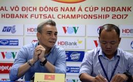 Chuyện gì đang xảy ra với tuyển Futsal Việt Nam?