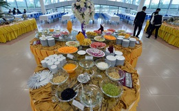 Khám phá bếp ăn phục vụ 3.000 phóng viên ở Trung tâm Báo chí APEC