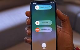 iPhone X không thể tắt nguồn theo cách truyền thống, và bạn phải biết cách này mới có thể làm được