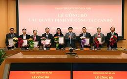 Điều động, bổ nhiệm nhân sự: Hà Nội, Hải Phòng, Bà Rịa - Vũng Tàu