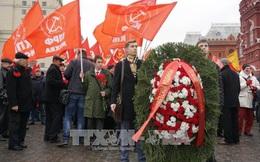 Nhiều hoạt động kỷ niệm Cách mạng Tháng Mười tại 'xứ Bạch dương'
