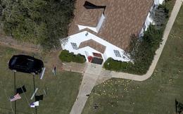 Ngỡ ngàng trước biệt thự xa hoa của nghi phạm xả súng ở Texas