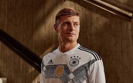 Cận cảnh áo đấu của Đức, Argentina, Tây Ban Nha ở World Cup 2018