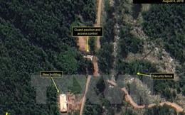 Báo Nhật: Phát hiện hoạt động mới ở bãi thử hạt nhân của Triều Tiên