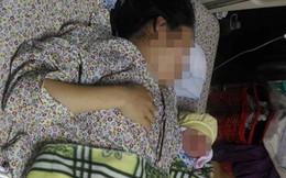 Khâu lại tử cung cho thai phụ, cứu sống cháu bé trong bụng mẹ