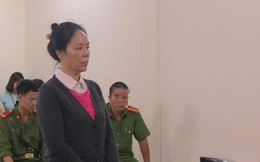 Nữ giám đốc ngồi tù vì lừa đảo hơn 30 tỉ của công ty
