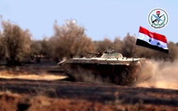 Chiến sự Syria: Quân Assad đập tan đè bẹp khủng bố, giành lại cứ địa tại Hama