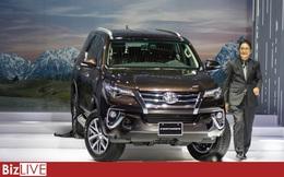Ô tô nhập khẩu thấp nhất từ đầu năm, xe nhập Indonesia tụt dốc không phanh