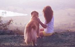 Chuyện thật như đùa: Tình yêu 2 năm chia tay chỉ vì 1 chú chó