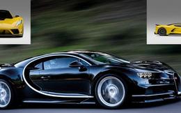 Những chiếc xe nhanh nhất trên thế giới