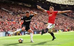 Phil Jones chấn thương, trở lại M.U: Mourinho... mừng, Mourinho lo