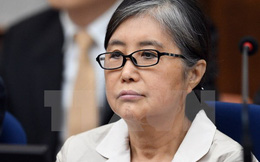 Tòa phúc thẩm y án 3 năm tù đối với bạn thân của bà Park Geun-hye
