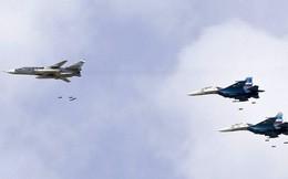 Không quân Nga ồ ạt giáng đòn hủy diệt IS ở Deir Ezzor