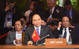 Thủ tướng hoan nghênh EAS đưa hợp tác biển thành lĩnh vực ưu tiên mới