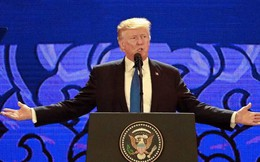 """Sau chuyến công du châu Á, Tổng thống Trump tuyên bố: """"Nước Mỹ đã trở lại"""""""
