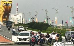 Những vụ tai nạn 'dở khóc, dở cười' trong lộ trình của đoàn lãnh đạo tham dự APEC