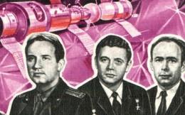 Đây là ba người hùng, ba phi hành gia duy nhất hy sinh ngoài vũ trụ