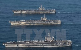 Quan chức Hàn Quốc: 'Mỹ không nên tấn công Triều Tiên nếu Seoul không đồng ý'