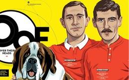 Lịch sử vĩ đại của Man Utd được hình thành nhờ chú chó Major