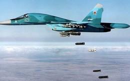 Không quân Nga tung đòn diệt hơn 1.200 phiến quân Syria một tuần